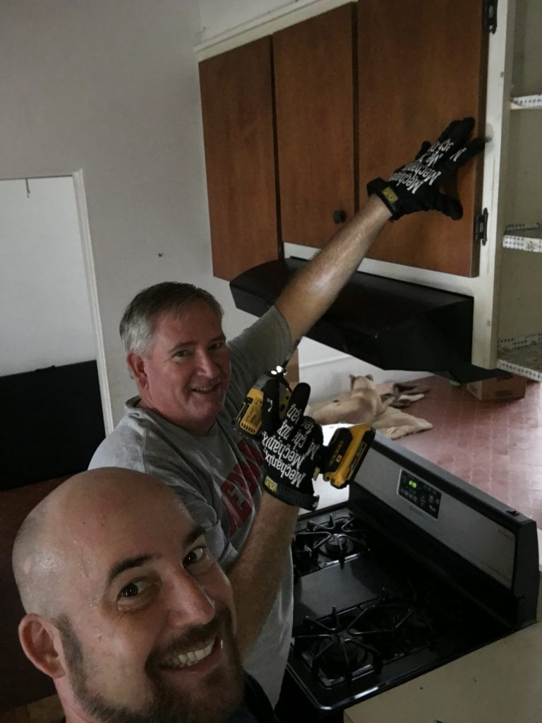 Kitchen Remodel St Croix