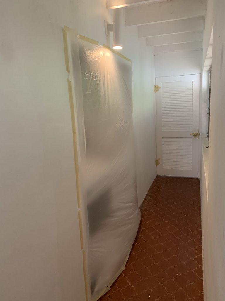 Painting Hallway