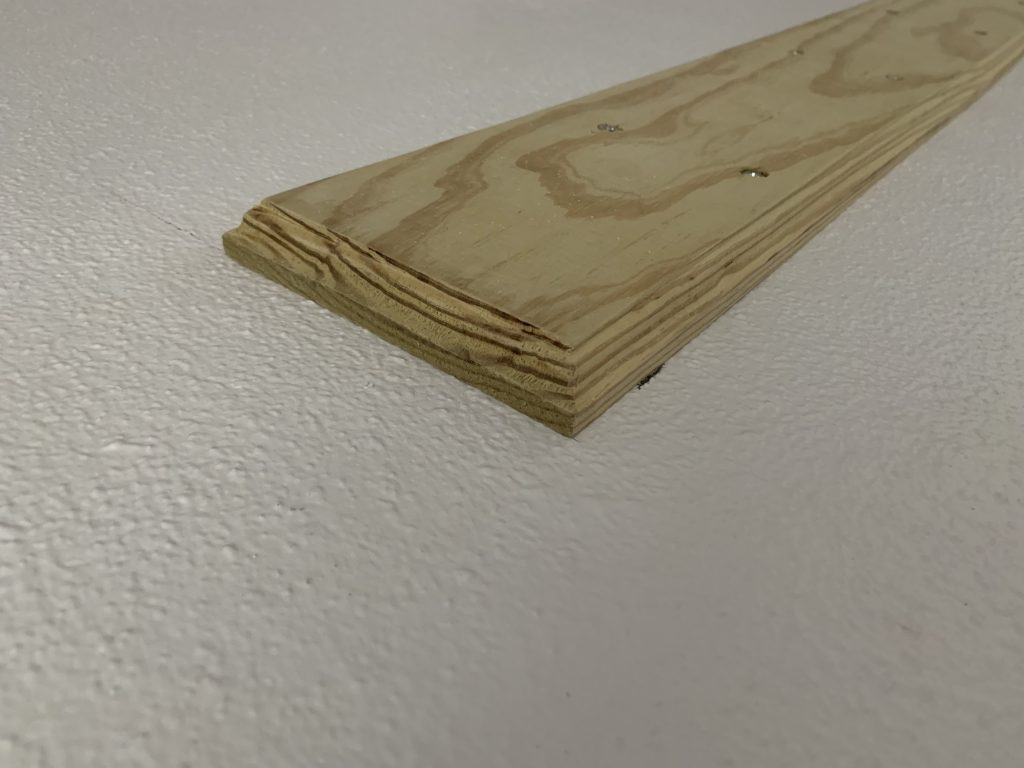 Routered Edges for a Polished Look